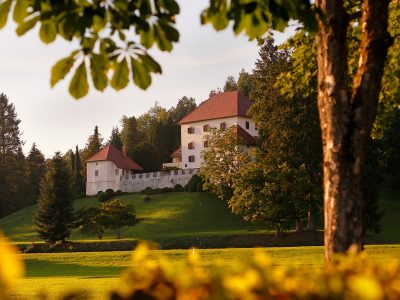 Grad Strmol, Slovenija