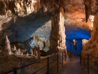 Postojnska jama, Slovenija